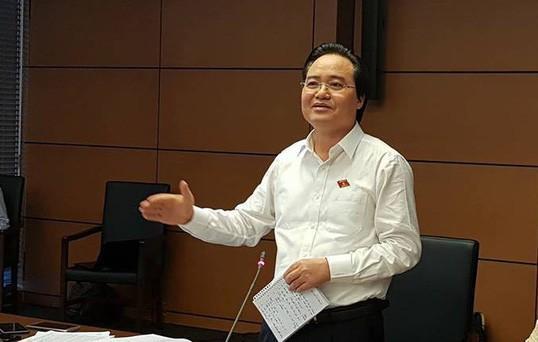 Bộ trưởng Phùng Xuân Nhạ: Gọi 'giá dịch vụ đào tạo' là để tính đúng và đủ các chi phí