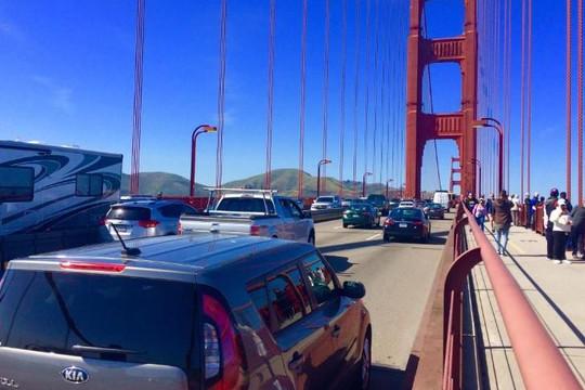 Một trải nghiệm khác ở Núi Vàng Xưa, San Francisco, bờ Tây nước Mỹ