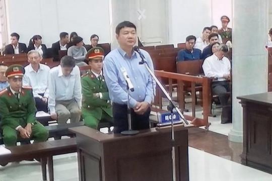 Ông Đinh La Thăng hầu tòa phúc thẩm vụ góp vốn 800 tỉ đồng