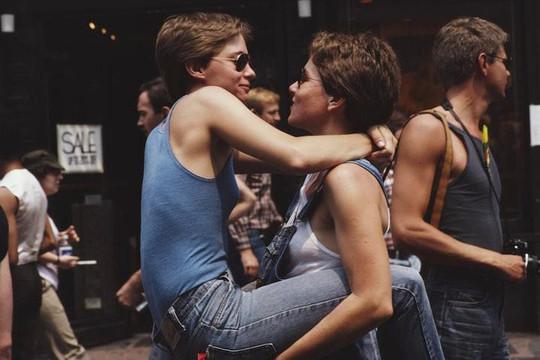 Diễu hành tự hào đồng tính qua các năm