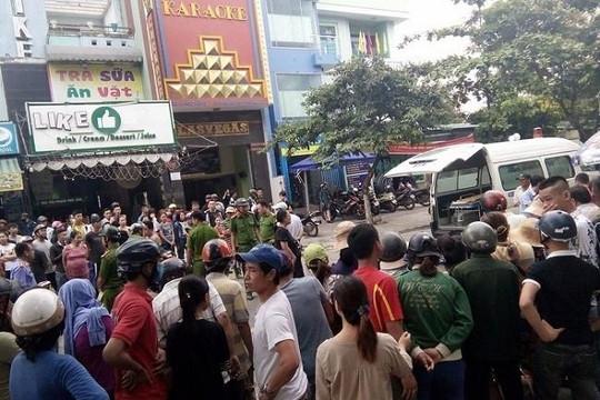 Đà Nẵng: Xe bồn va xe máy chở 3 mẹ con, bé trai 8 tuổi tử vong