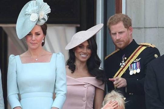 Clip nóng của cô em bạn dâu Meghan Markle khiến công nương Kate Middleton khốn đốn