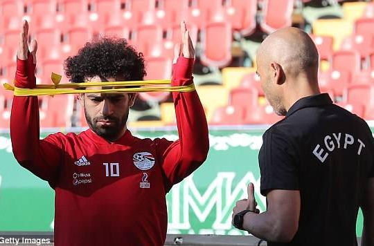 Salah gây lo lắng khi chưa chắc được ra sân trận đầu tiên World Cup 2018