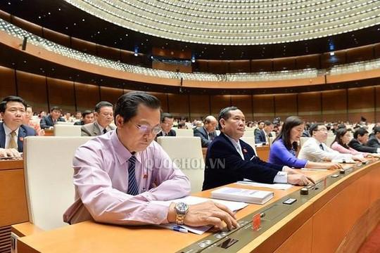 Chưa đưa vụ Thủ Thiêm, AVG, Mường Thanh vào chương trình giám sát Quốc hội