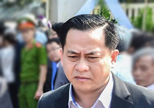 Ông Phan Văn Anh Vũ bị cáo buộc gây thiệt hại 200 tỉ đồng