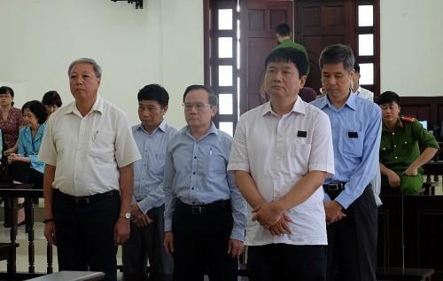 VKS đề nghị không chấp nhận kháng cáo của ông Đinh La Thăng và đồng phạm