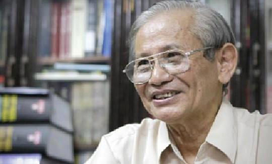 GS.Phan Huy Lê - Người mở cánh cửa nghiên cứu KHXH&NV của Việt Nam với thế giới