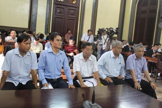 Nguyên Phó thống đốc NHNN Đặng Thanh Bình bị phạt 3 năm tù