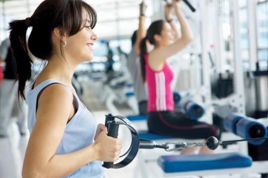 Tập gym, cần ăn gì để phát triển cơ bắp?