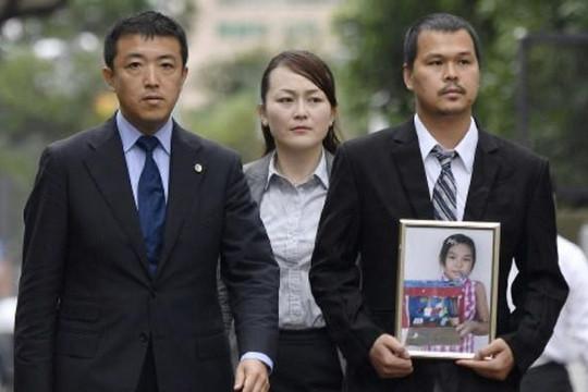 Tòa án Nhật xử kẻ giết bé Nhật Linh tù chung thân