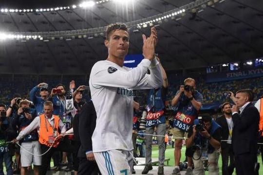 Gia nhập Juventus, Ronaldo viết tâm thư khoe thành tích gửi Real Madrid