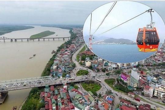 Hà Nội tiếp tục bác đề xuất làm cáp treo vượt sông Hồng của tập đoàn Poma