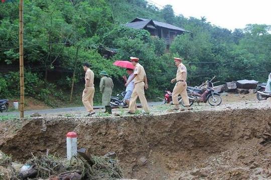 Mưa lũ làm 3 người chết, 11 người mất tích ở Yên Bái