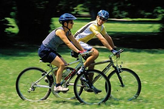 Đạp xe 1 tiếng mỗi ngày, bạn sẽ có được những lợi ích này