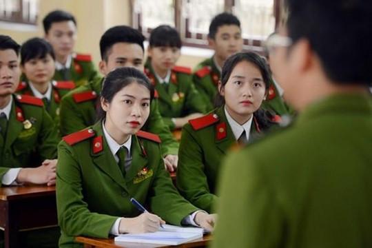 Thủ khoa của Học viện cảnh sát nhân dân đến từ Sơn La có điểm thi thử cực thấp