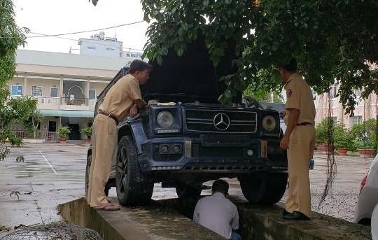 'Siêu xe' nghi mang biển số quân đội giả: Chủ xe khai mua ở Campuchia