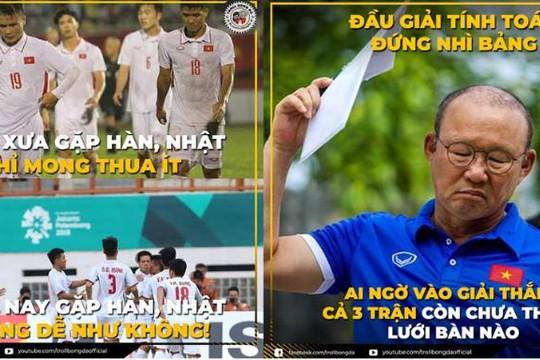 Olympic Nhật Bản làm nhục quốc thể nếu thả Việt Nam để gặp Malaysia