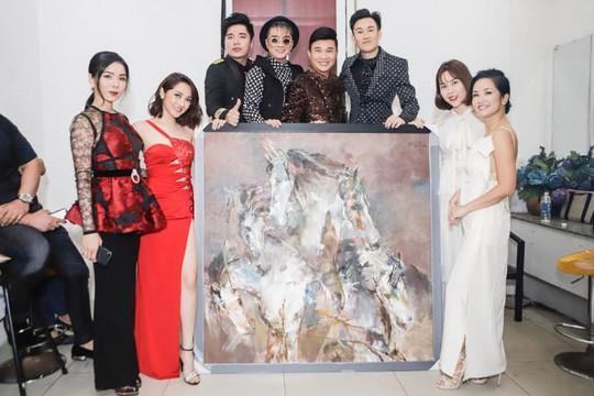 Ấm lòng tình nghệ sĩ dành cho diễn viên Mai Phương, Lê Bình khi bị bệnh ung thư