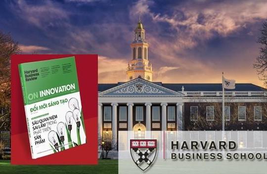 Ấn phẩm 'Harvard Business Review' lần đầu có mặt tại Việt Nam