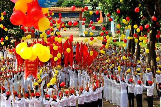 Chủ tịch nước Trần Đại Quang gửi thư chúc mừng năm học mới 2018 - 2019