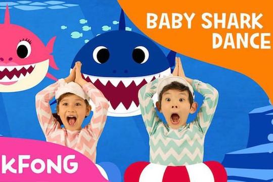 Clip Baby Shark của một start-up tạo cơn sốt toàn cầu, thu về hơn 20 triệu USD