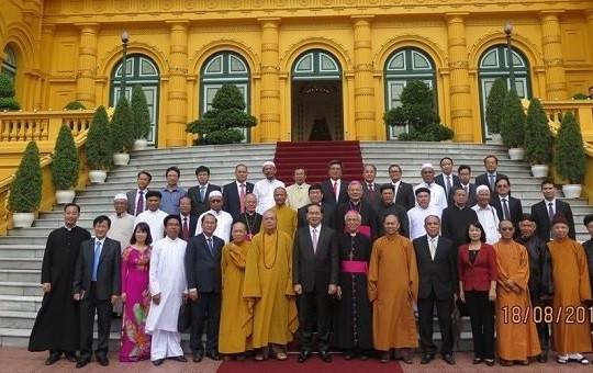Đề xuất thanh tra việc quyên góp, nhận tài trợ nước ngoài của tổ chức tôn giáo