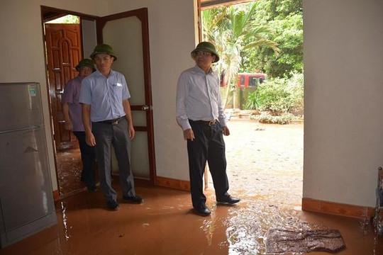 Lào Cai: Vỡ đập chứa bùn thải nhà máy phân bón, hàng chục hộ dân bị ảnh hưởng