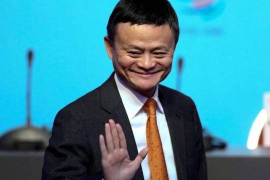 Jack Ma tuyên bố về hưu ở tuổi 54