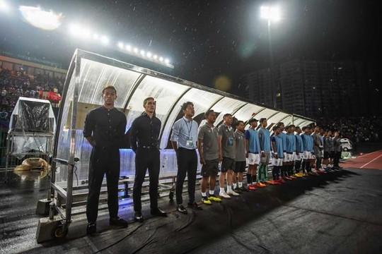 Campuchia - Malaysia 1-3: HLV Keisuke Honda có màn ra mắt suýt hoàn hảo