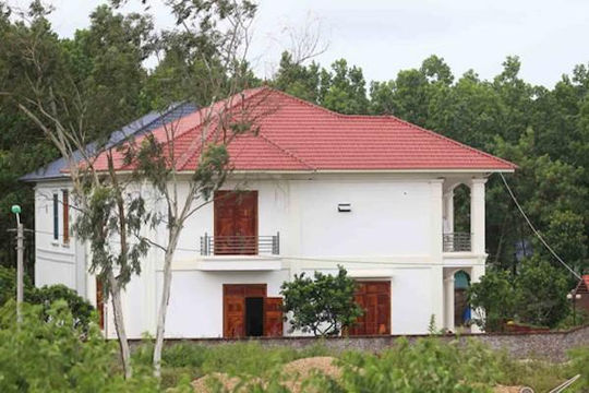 Vĩnh Phúc thu hồi 109ha đất rừng 'bị' đem xây biệt thự