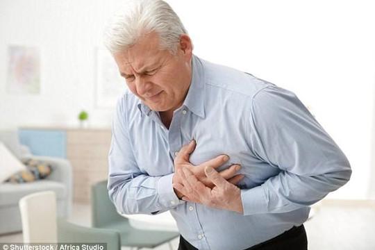 Virus cytomegalo làm tăng 1/5 nguy cơ mắc bệnh tim mạch