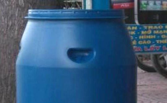 Bắt nghi phạm vụ xác người đàn bà U.50 trong thùng nước