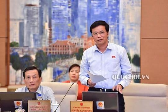 10 tỉnh sẽ thí điểm hợp nhất Văn phòng Đoàn ĐBQH, HĐND, UBND