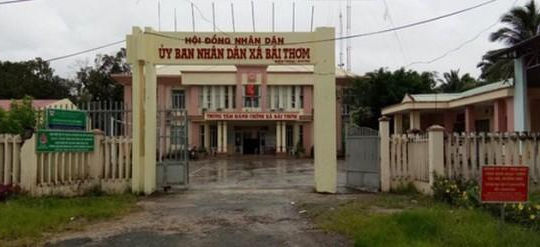 Kiên Giang: Bắt cán bộ liên quan đến đất đai ở Phú Quốc