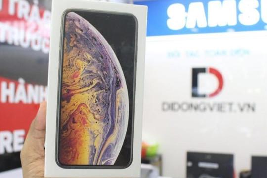 iPhone Xs Max 512Gb đầu tiên về VN được bán với giá 79 triệu đồng!