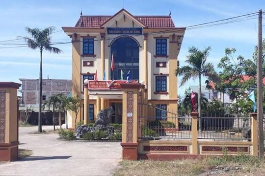 Vụ lập tổ chuyên gia dỏm đấu thầu: Sở KHĐT Quảng Bình yêu cầu giải trình