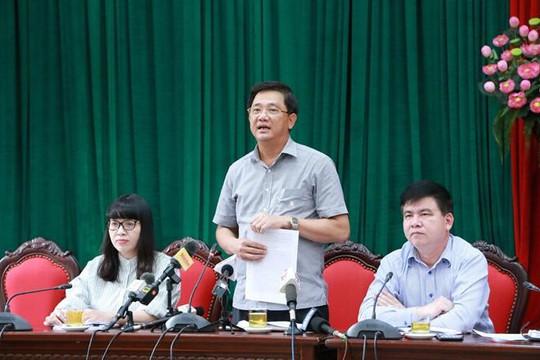 Sở GD-ĐT Hà Nội khẳng định không có việc tính thi đua bằng mua sữa