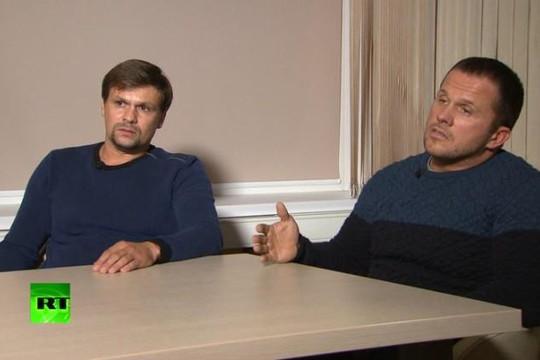 Đại tá tình báo quân đội Nga là nghi phạm đầu độc điệp viên phản quốc