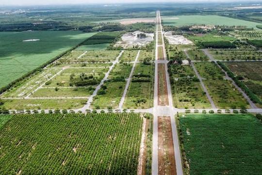 Điều chỉnh địa giới hành chính 6 xã để chuẩn bị xây sân bay Long Thành