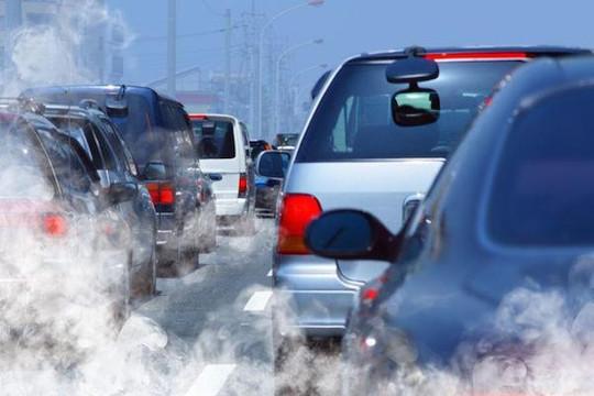 Bộ GTVT đề xuất nâng cao tiêu chuẩn khí thải ô tô