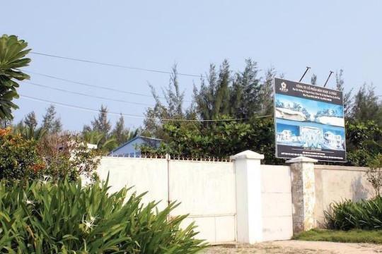 Đà Nẵng thu hồi 85.000m2 một dự án du lịch để xây công viên