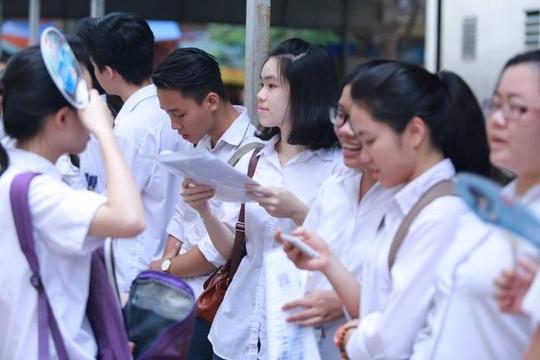 Sở GD-ĐT Hà Nội chốt phương án học sinh vào lớp 10 phải thi 4 môn