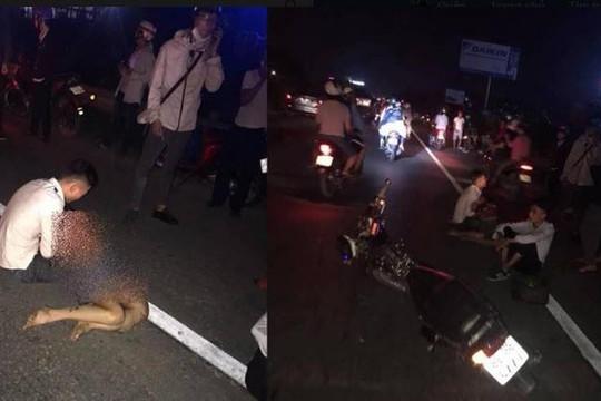 Dân mạng nguyền rủa tổ lái Hưng Yên đánh võng gây tai nạn làm thai phụ tử vong