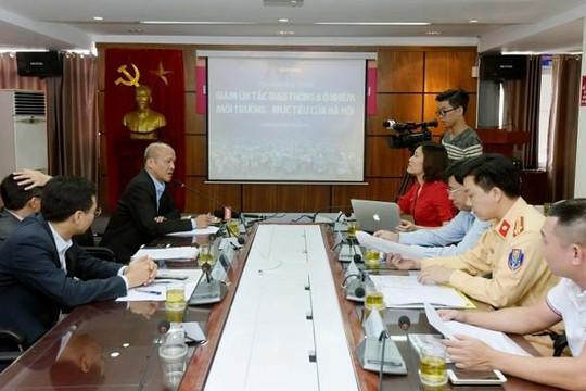 Hà Nội thiệt hại hơn 1 tỉ USD mỗi năm vì ùn tắc giao thông