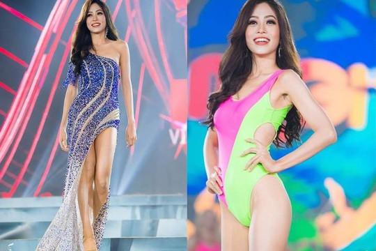 Trước chung kết Miss Grand International, Phương Nga đứng thứ 2 bình chọn của khán giả