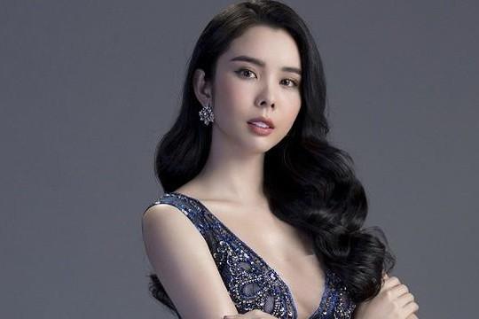 Huỳnh Vy diện trang phục dạ hội trước thềm chung kết Miss Tourism Queen Worldwide 2018