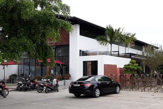 HĐND tỉnh Quảng Ngãi kiến nghị lần 2 đóng quán cà phê trong bảo tàng