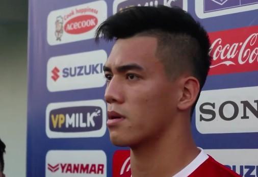Vua phá lưới nội V-League 2018 Tiến Linh: 'Tôi phải cố gắng rất nhiều để bắt kịp tuyển Việt Nam'