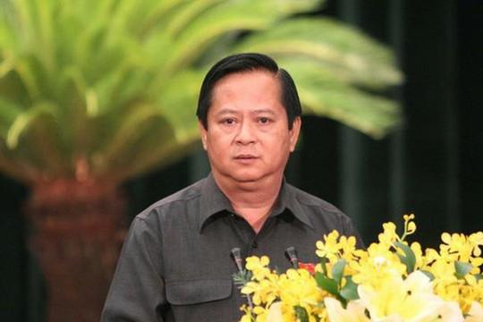 Khởi tố nguyên Phó chủ tịch UBND TP.HCM Nguyễn Hữu Tín và 4 bị can