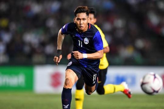 Myanmar - Campuchia (4-1): Phép màu đã không đến với thầy trò Keisuke Honda